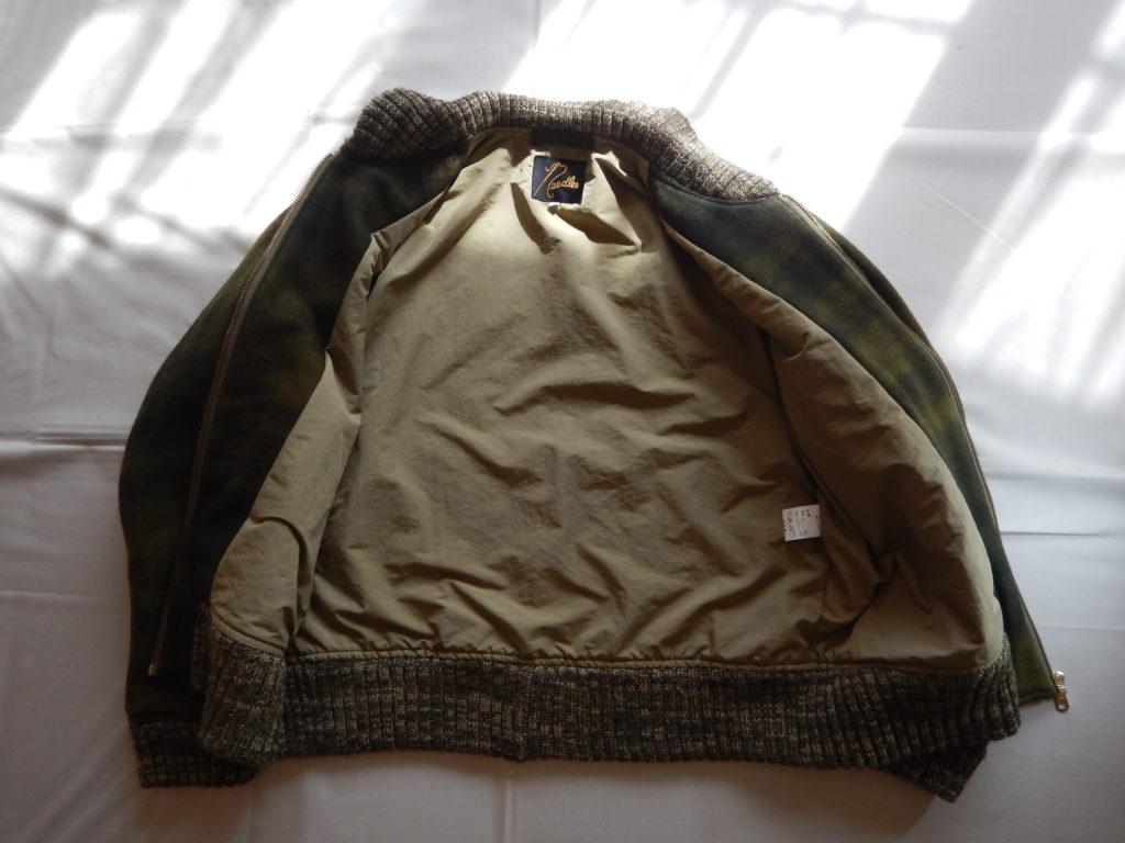 needles uneven dye wool jacket ニードルス アンイーブンダイ メモリアルジャケット ウール