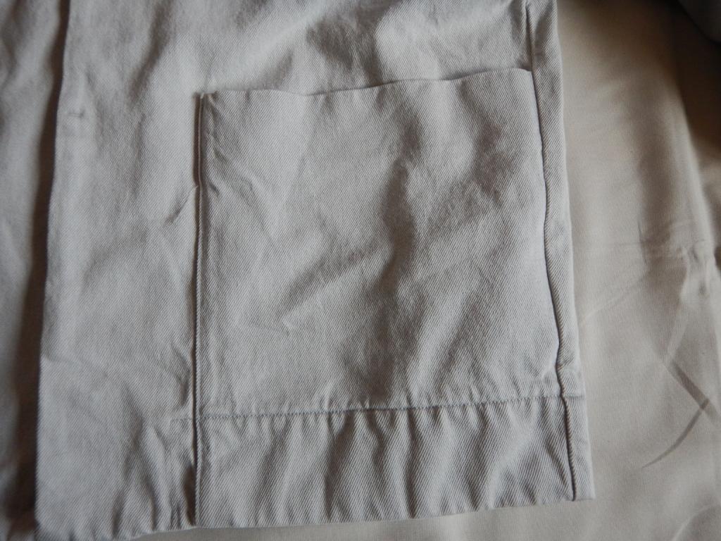 Dulcamara denim jacket light gray ドゥルカマラ デニムジャケット ライトグレー 2019ss