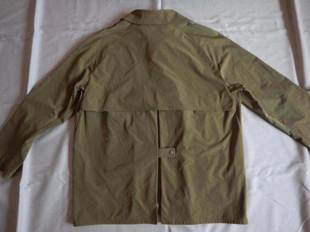 YAECA coach shirts jacket ヤエカ コーチシャツジャケット
