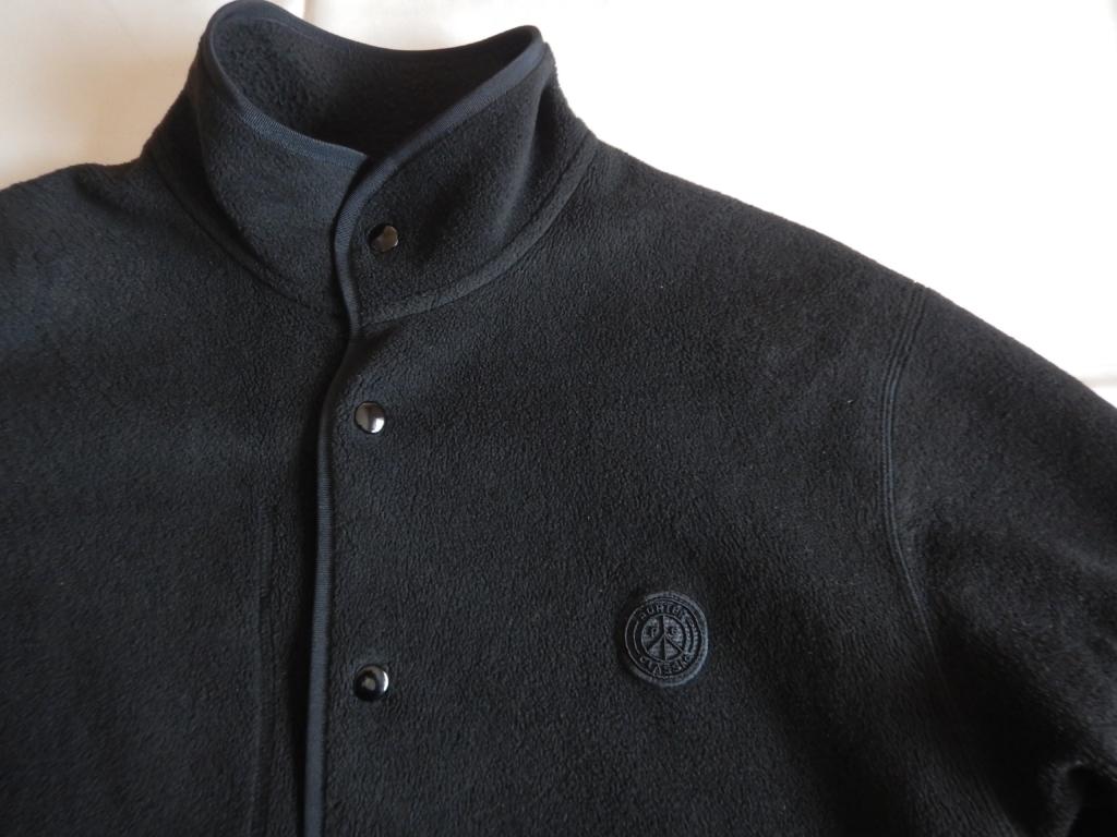 2018aw porter classic fleece jacket ポータークラシック フリースジャケット